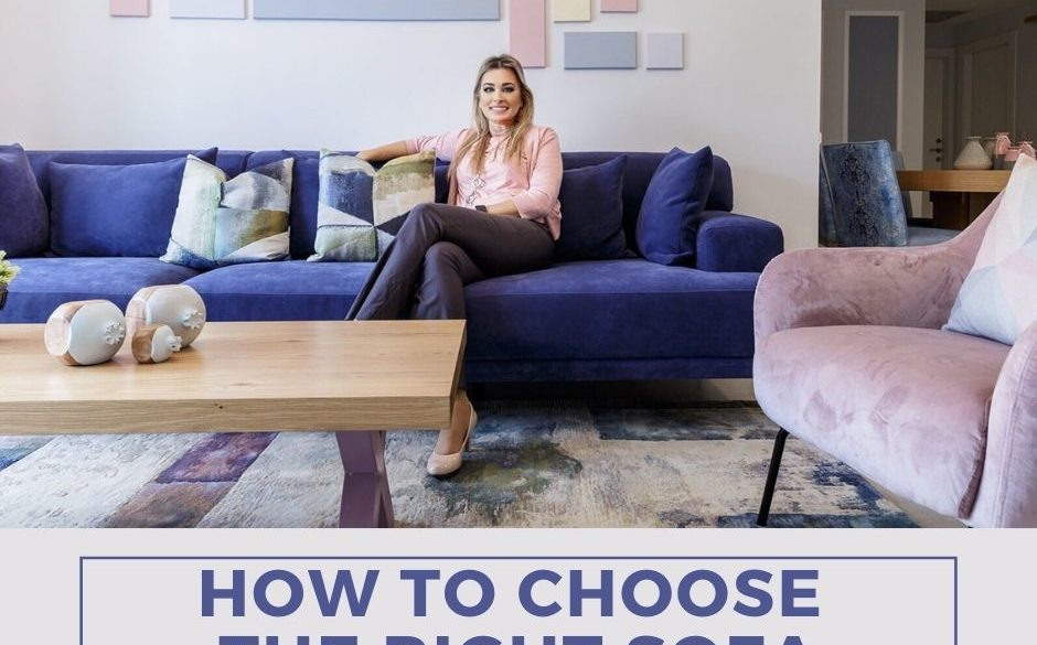 How to Choose a Sofa?