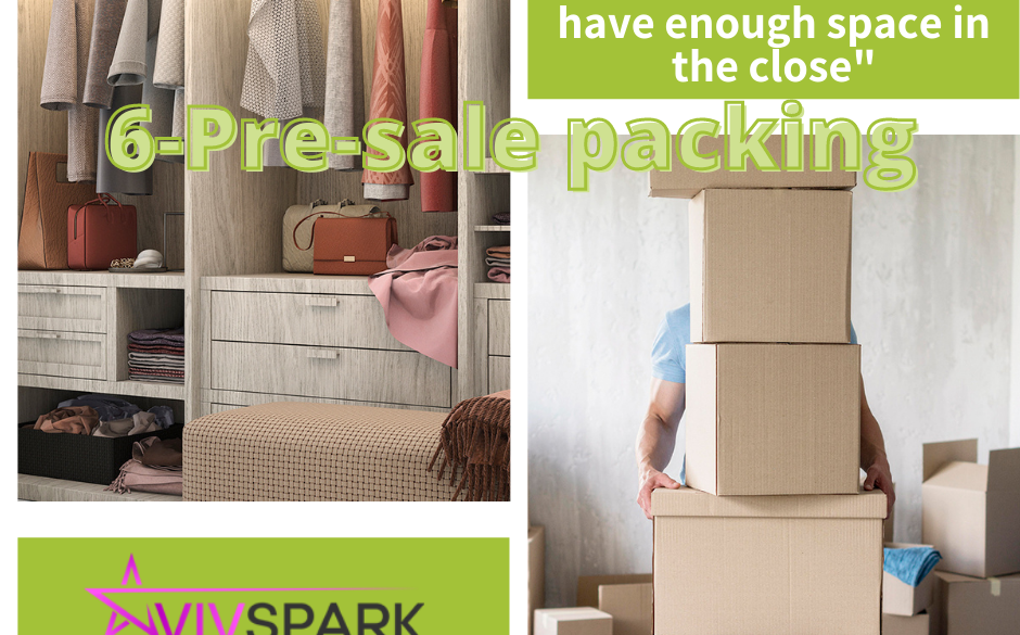 6-Pre-sale packing